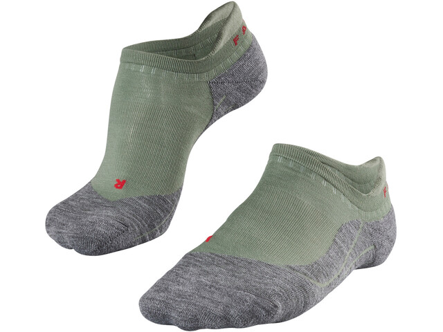 Falke M's TK5 Invisible Trekking Socks Grass